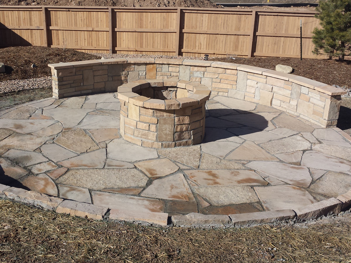 flagstone patio(4x3)